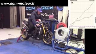 Reprogrammation DGM Yamaha R1 1000cc