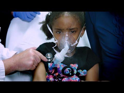 Emergency Room Helps Anaiah Breathe Easy At Joe DiMaggio Children's Hospital