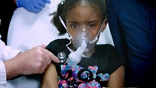 Repeat youtube video Emergency Room Helps Anaiah Breathe Easy at Joe DiMaggio Children's Hospital