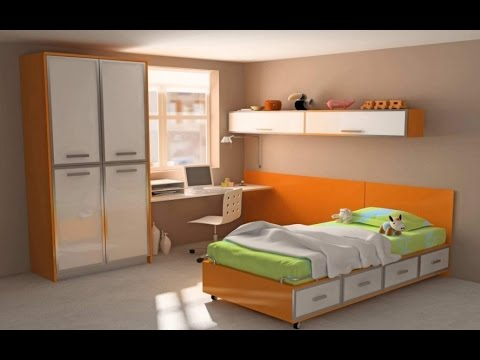 Small Single Bed With Storage UK Design