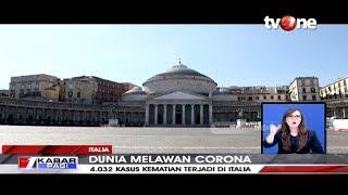 Ribuan Meninggal Dunia dan 47 Ribu Lebih Warga Terinfeksi Covid-19 di Italia | tvOne News