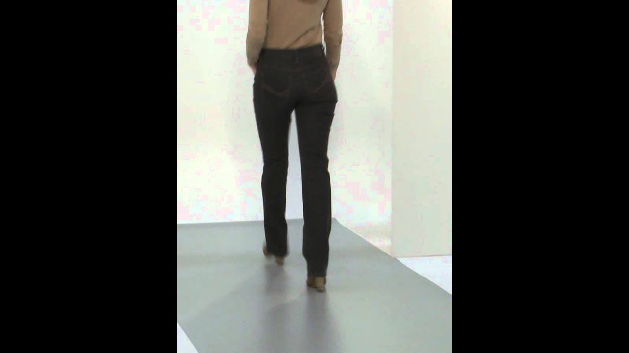 mac jeans angela braun youtube. Black Bedroom Furniture Sets. Home Design Ideas