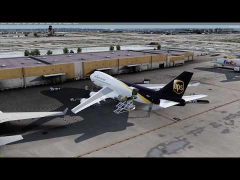 Flightbeam mania. PMDG 747 from Minneapolis to Denver