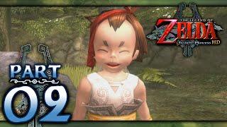 The Legend of Zelda: Twilight Princess HD - Part 2 - Children of Ordon