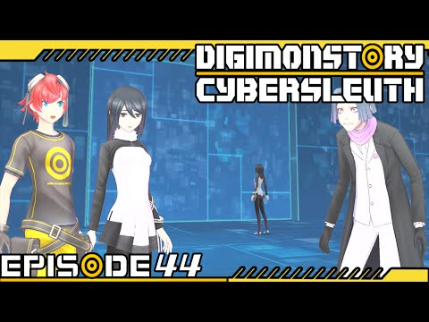 Digimon Story : Cyber Sleuth - Ep 44 : Kowloon Lv.5