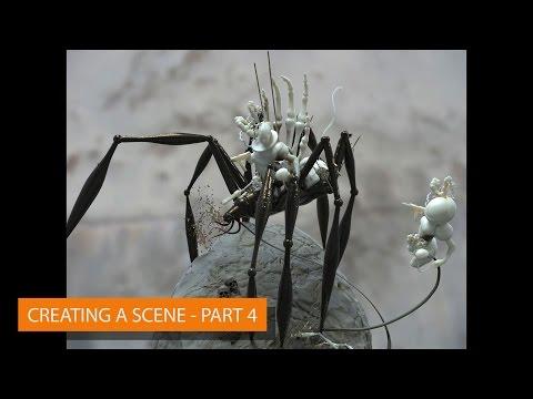 John Mahoney: Creating a Scene - Part 4