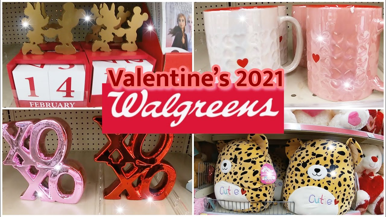Is Walgreens Open On Christmas Day 2021 Walgreens Valentine S Day 2021 Virtual Shopping Youtube