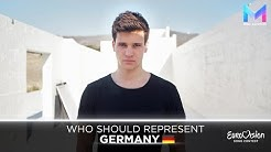 Eurovision 2020 - Who should represent 🇩🇪 Germany?