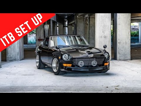 Datsun 240z Ride Along: Diamond Bar Cars And Coffee