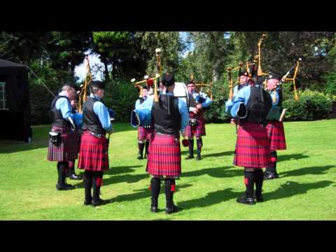 Pipe Band World Highland Games Heavy Events Championships Scotland