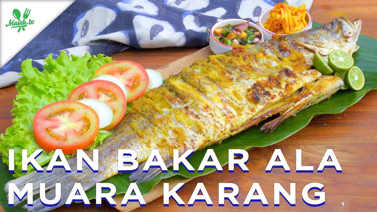 Ikan Bakar Ala Muara Karang
