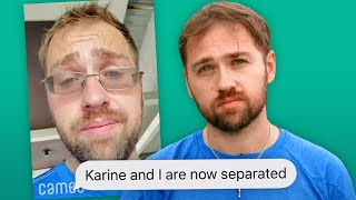 Paul Updates Yourwetsock about him and Karine Separating | 90 Day Fiancé