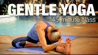 Gentle Yoga Class - Five Parks Yoga