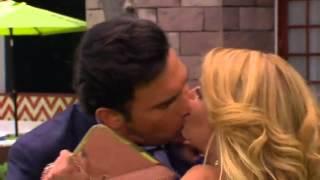 Amores con Trampa - Isabel cachetea a Esteban