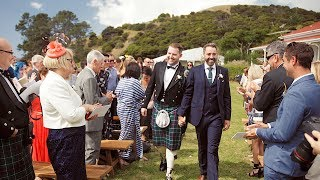 Stuart + Cameron - Gay Wedding Auckland