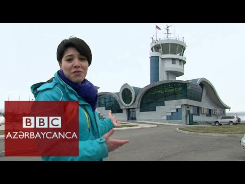 BBC müxbirinin Dağlıq