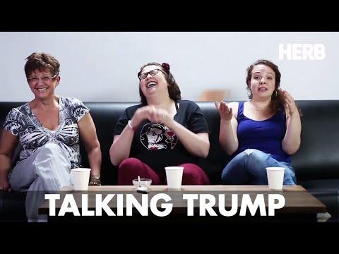 WOMEN SMOKING WEED AND TALKING TRUMP | HERB SMOKE SESSIONS