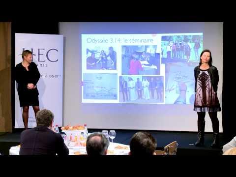 """""""Ré-inventez votre Business Model"""" par Laurence Lehmann-Ortega & Hélène Musikas, HEC Paris"""