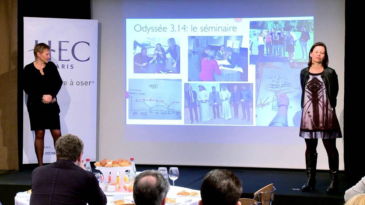"""Ré-inventez votre Business Model"""" par Laurence Lehmann-Ortega & Hélène  Musikas, HEC Paris - YouTube"""