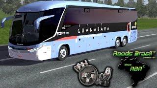 Euro Truck Simulator 2 - Expresso Guanabara - Não dirija com sono! - Paradiso G7 - Com Logitech G27