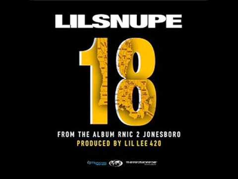 Lil Snupe- 18 [Instrumental]