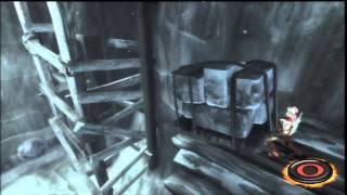 06. God of War: Ghost of Sparta HD - God Difficulty Walkthrough - Mounts of Aroania