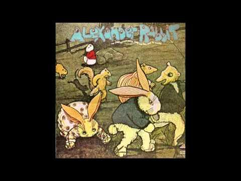 Alexander Rabbit-I Didn't Even Thank Her