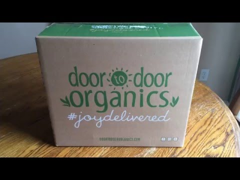 Door to Door Organics Small Box