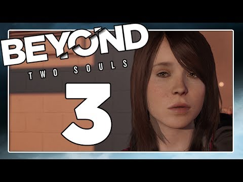 BEYOND TWO SOULS REMASTERED Part 3: Gedrillt bei der CIA