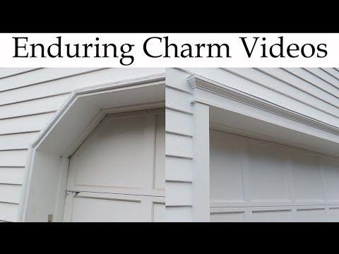 How To Upgrade Your Garage Door Trim
