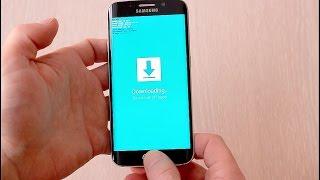 Jak vypnout mobilní telefon SAMSUNG Galaxy - Download mode
