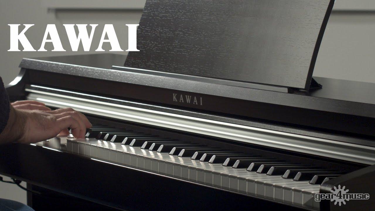 kawai kdp110 digital piano demonstration youtube. Black Bedroom Furniture Sets. Home Design Ideas