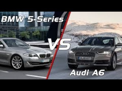 NEW BMW SERIES VS ALL NEW AUDI A YouTube - Audi all series