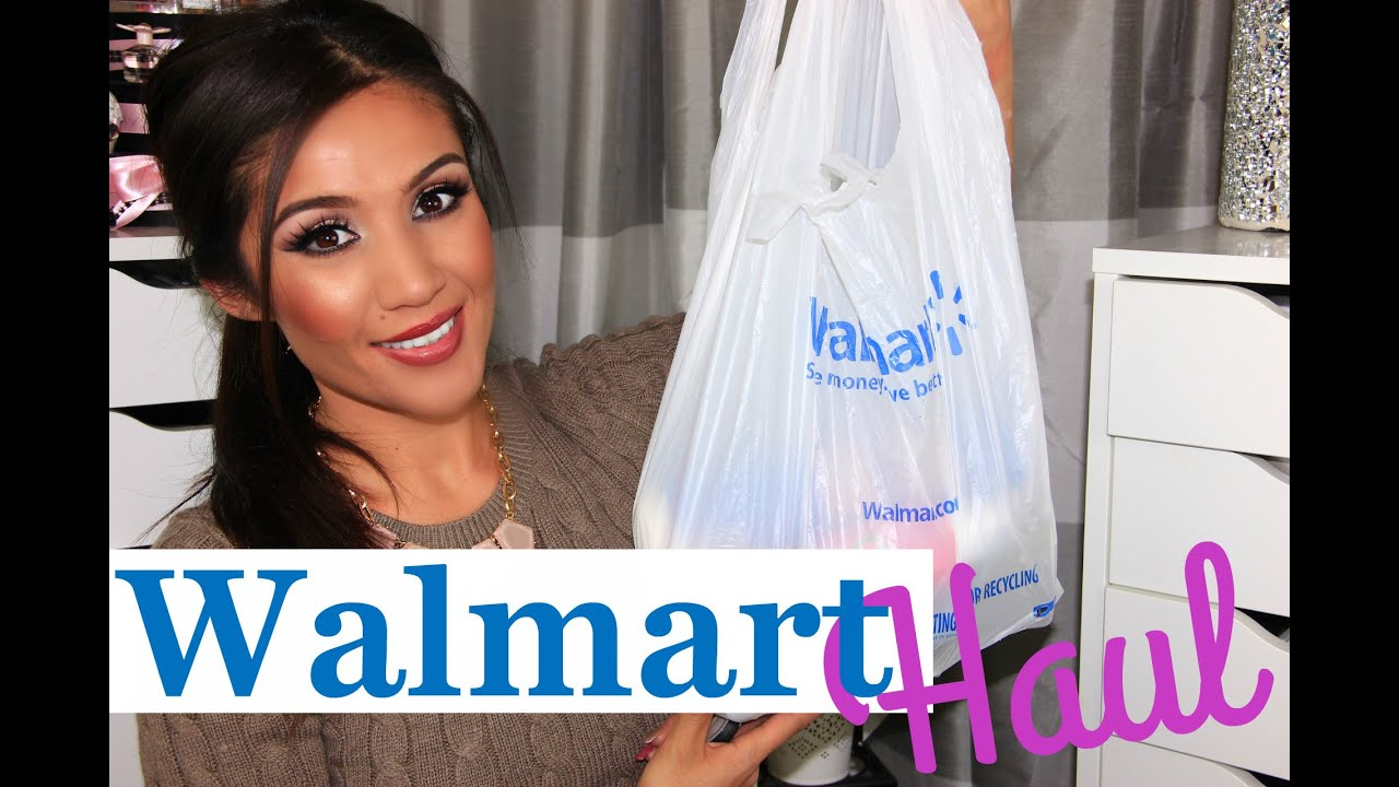 HUGE Walmart Beauty Haul