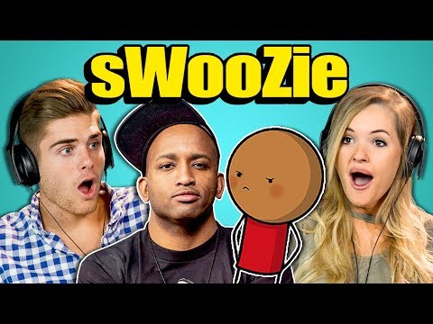 Download Youtube: College Kids React to sWooZie
