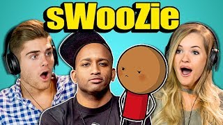 College Kids React to sWooZie thumbnail