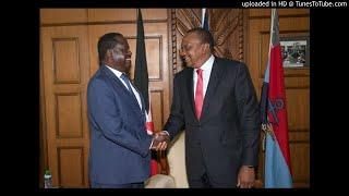 Raila-Uhuru handshake erased poll feud, ended opposition politics