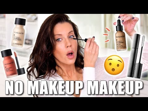 'NO MAKEUP' MAKEUP COLLECTION ... Try-On Review