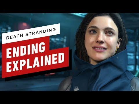 Death Stranding Ending Explained