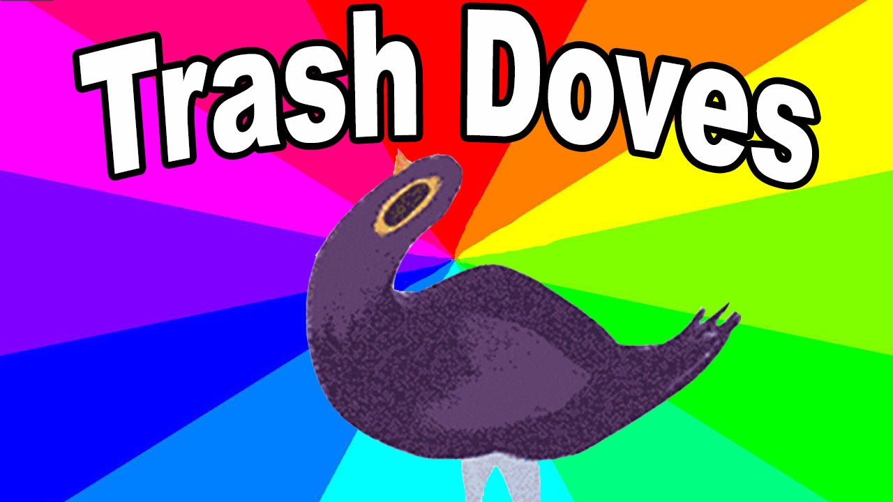 What Is The Trash Dove The History And Origin Of The Facebook