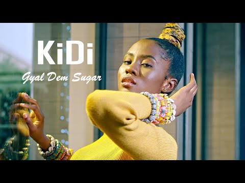 Kidi releases official video for hit song Gyal Dem Sugar.