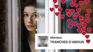 TRANCHES D'AMOUR [ASMR] | Solangeteparle