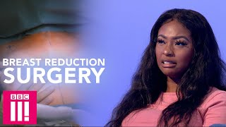 Would You Have Breast Reduction If You Saw The Procedure? | Plastic Surgery Undressed
