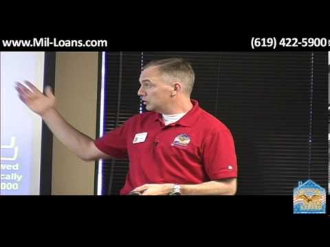 San Diego VA Loans: Closing Costs Seller Credit Part 2