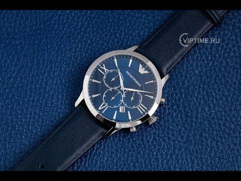 ⌚ Watch Review Emporio Armani AR11226 ✅ Viptime.ru