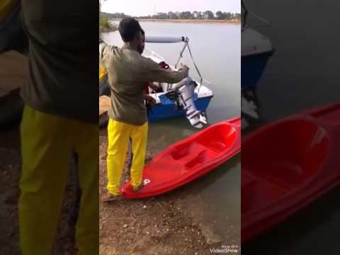 Gadag bhisma  lake