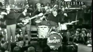 SURFARIS on tv HOT ROD HIGH 1965