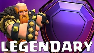 Level 8 Giants Farming in Legendary League + ClashCon Ideas! | Clash of Clans