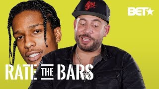 Rate The Bars: DJ Drama Rates Weezy, A$AP Rocky, And Gucci Mane's Fire Bars