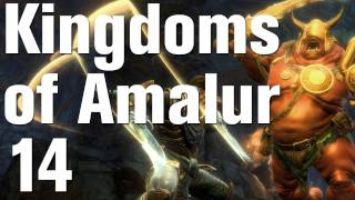 Kingdoms of Amalur: Reckoning Walkthrough Part 14 - The Hunters Hunted